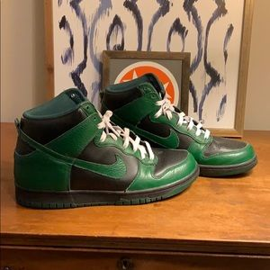 Nike Dunk High size men's 10